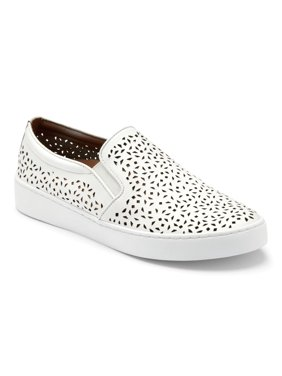 bf51183bc90 Product Image women s vionic with orthaheel technology midi perforated  slip-on sneaker