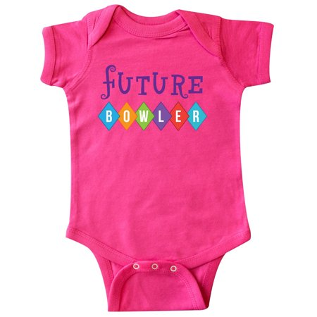 Bowling Outfit Future Bowler Infant Creeper