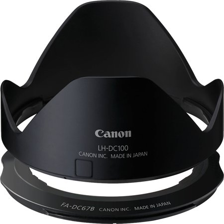 Canon LH-DC100 Lens Hood & FA-DC67B Filter Adapter for PowerShot G3 X