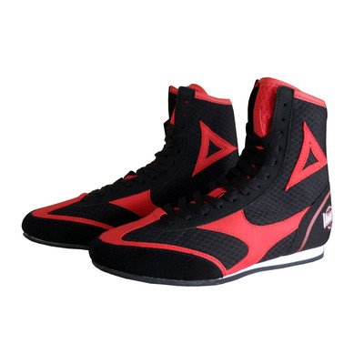 Amber Sporting Goods TechMaxxe v1.0 Half Height Boxing Shoes by Supplier Generic