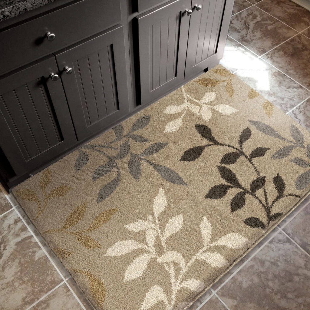 Orian Melrose Woven Fleece Rug Available In Multiple Sizes And Colors