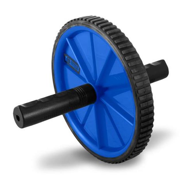 Pure Fitness Abdominal Wheel Ab Wheel (Blue)