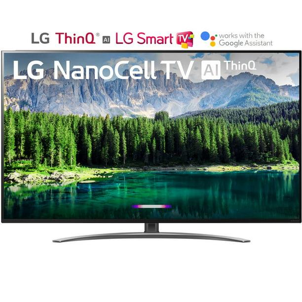 "Refurbished LG 65SM8600PUA 65"" 4K HDR Smart LED NanoCell TV w/ AI ThinQ (2019)"