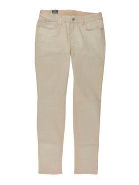 Bullhead Denim Co. Womens Premium Sparkle Skinny Fit Jeans