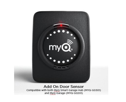 MyQ Smart Garage Hub Add-on Door Sensor Works with MYQ-G0301 and 821LMB Only