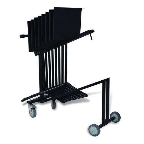 Hercules BSC800 Music Stand Cart For 12 Stands by Hercules Stands