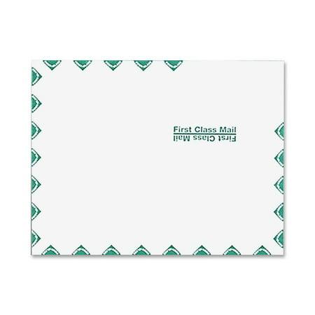 Quality Park, QUA54395, First Class Catalog Envelopes, 100 / Box, White