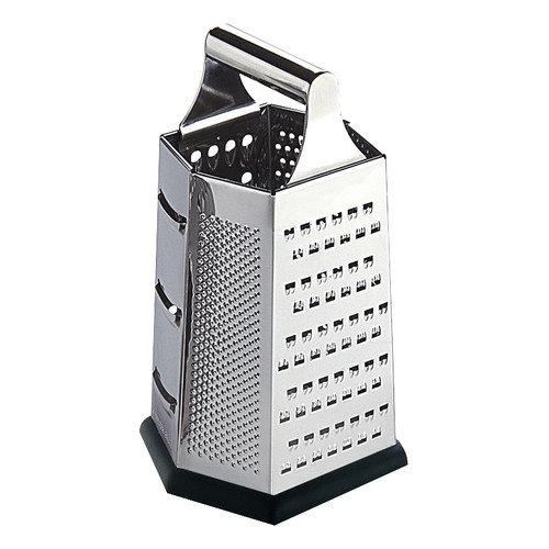 Home Basics Heavy Weight Cheese Grater