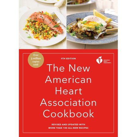 The New American Heart Association Cookbook, 9th Edition : Revised and Updated with More Than 100 All-New (9th Edition 2 Player Starter)
