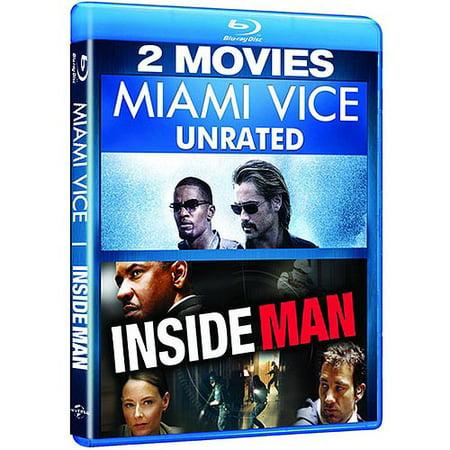 Miami Vice / Inside Man (Blu-ray) (Widescreen)