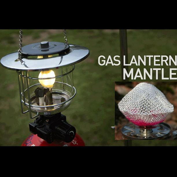 Matoen Outdoor Camping Hanging Propane, Gas Lamp Mantles