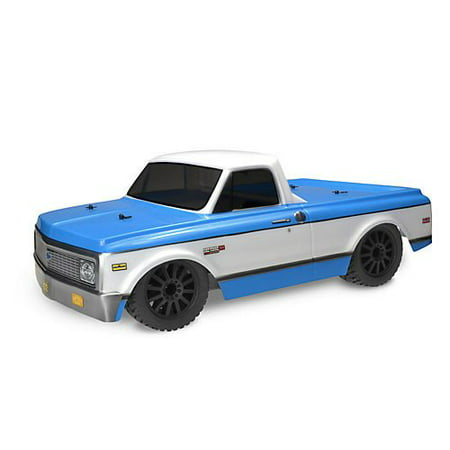 1972 Chevy C10 Clear Body, requires JCO2173:SLH Multi-Colored