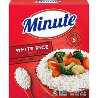 Product of Minute Rice Instant Enriched Long Grain White Rice, 72 oz.