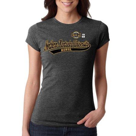 new product 73f99 f21a3 J2 Sport Northern Kentucky University Norse NCAA Juniors Sports Tail T-shirt