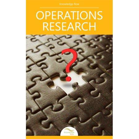Operations Research - eBook (Best Operations Research Textbook)