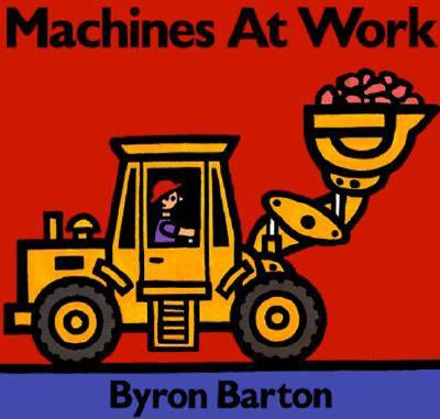 Machines at Work (Board Book)