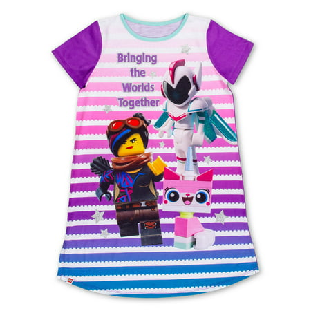 Girls' Lego Movie Gown (Little Girl & Big Girl)](Girls Gown For Sale)
