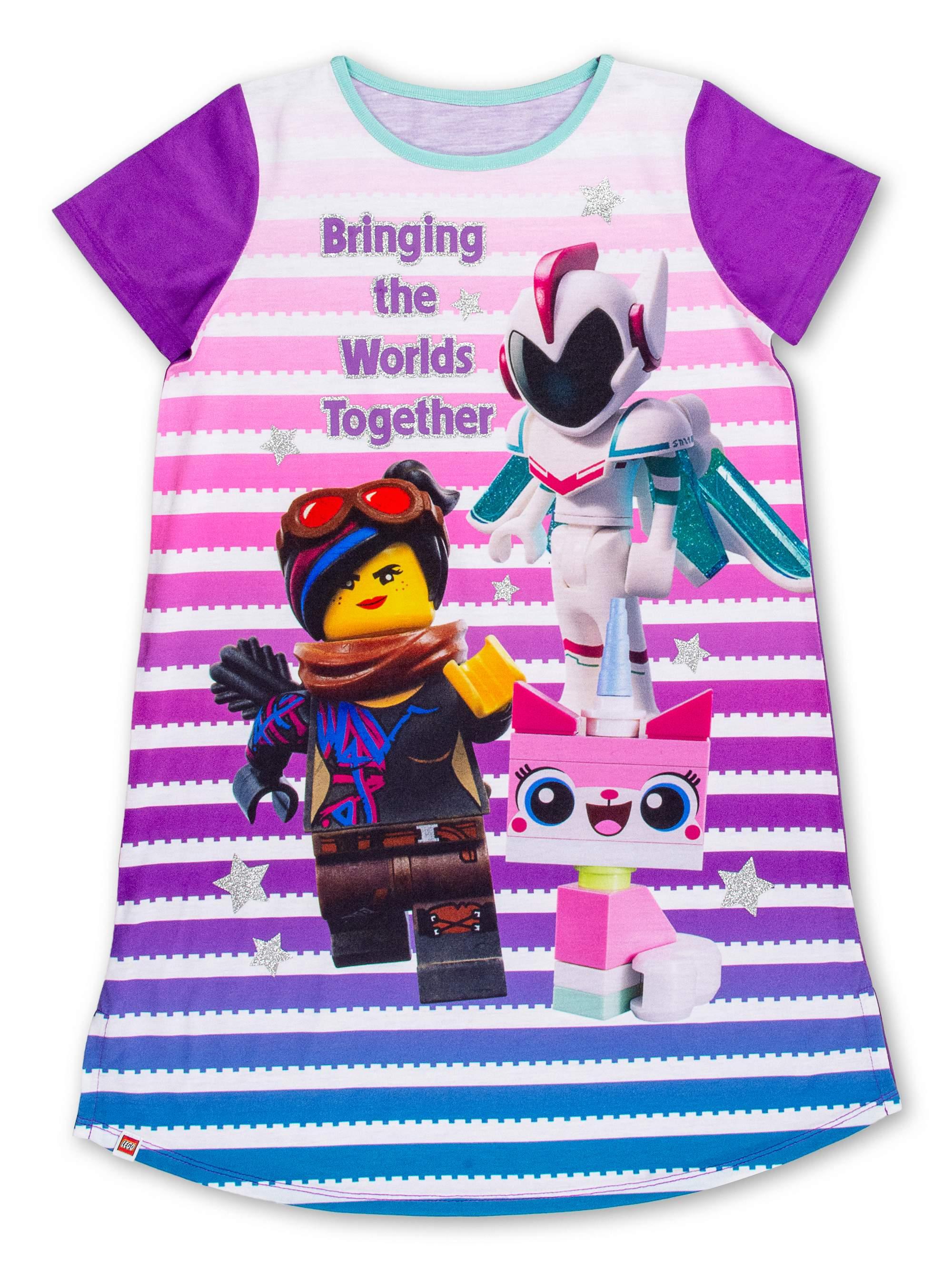 Girls' Lego Movie Gown (Little Girl & Big Girl)