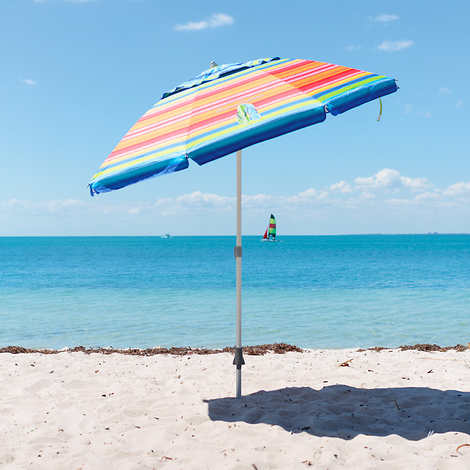 Tommy Bahama 7' Beach Umbrella (Multi)