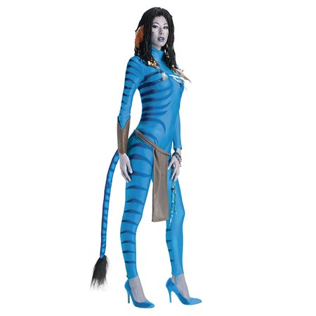 Avatar Neytiri Adult Halloween Costume, Size: Women's - One
