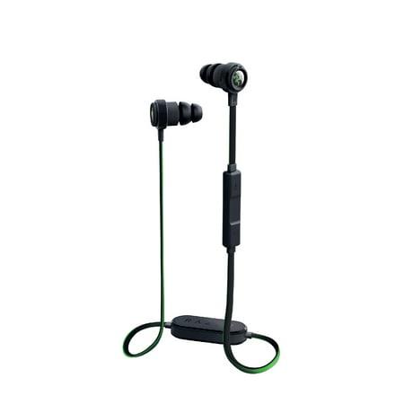 Razer Hammerhead Bluetooth Wireless Headphones   In Line Remote   Mic   8 Hour Battery Life