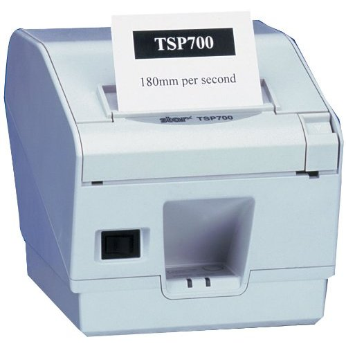 Star Micronics Tsp700ii Tsp743iic Gry Pos Thermal Label P...