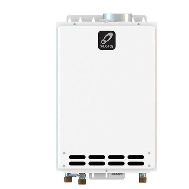 TAKAGI vh001 140,000 BTU Natural Gas Indoor Non-Condensin...
