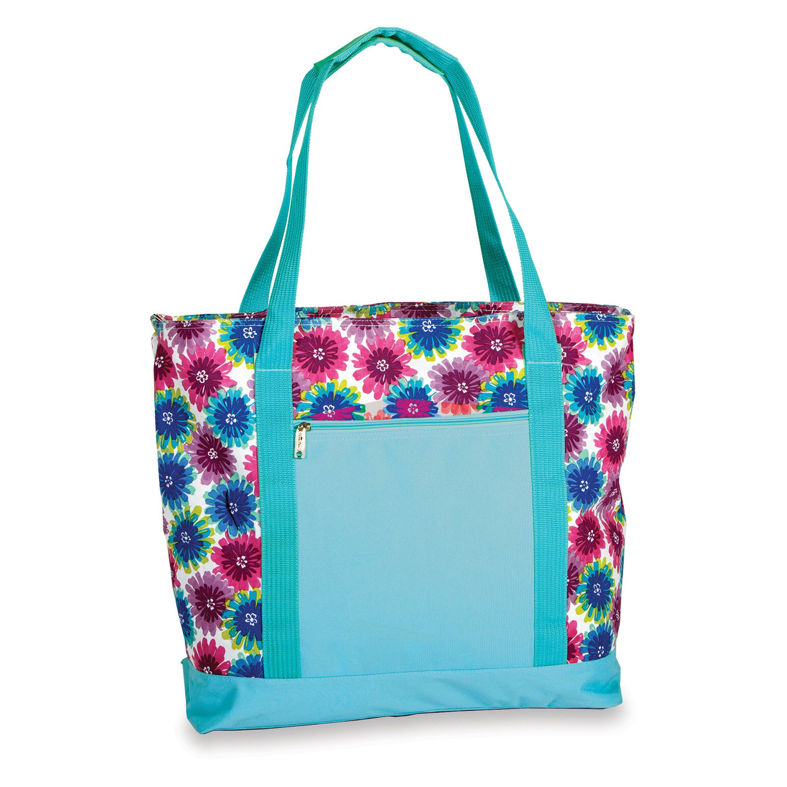 Picnic Plus LIDO 2 in 1 Cooler Bag - Blue Blossom