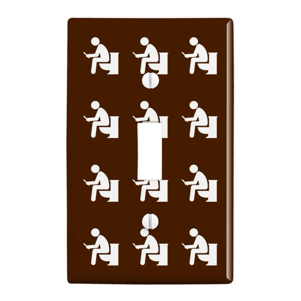 Light Switch Plate Cover, Bathroom Light Switch Covers