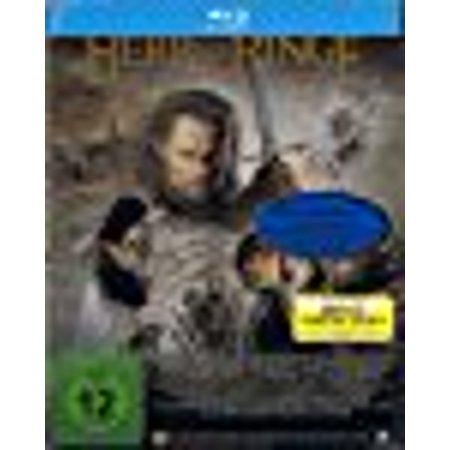 Lord of the Rings Return of the King Blu-ray SteelBook [German] (Halloween German Steelbook)