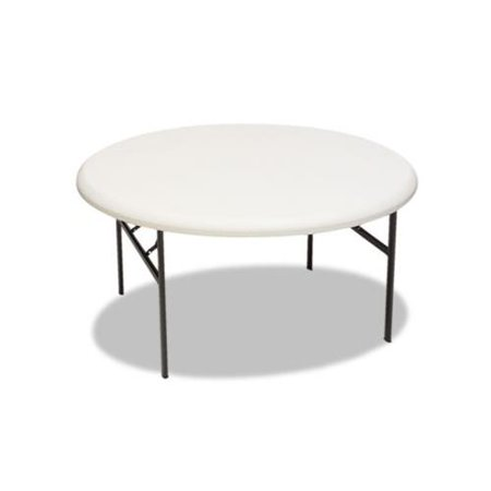 - Iceberg IndestrucTable TOO 1200 Series Round Folding Table ICE65263