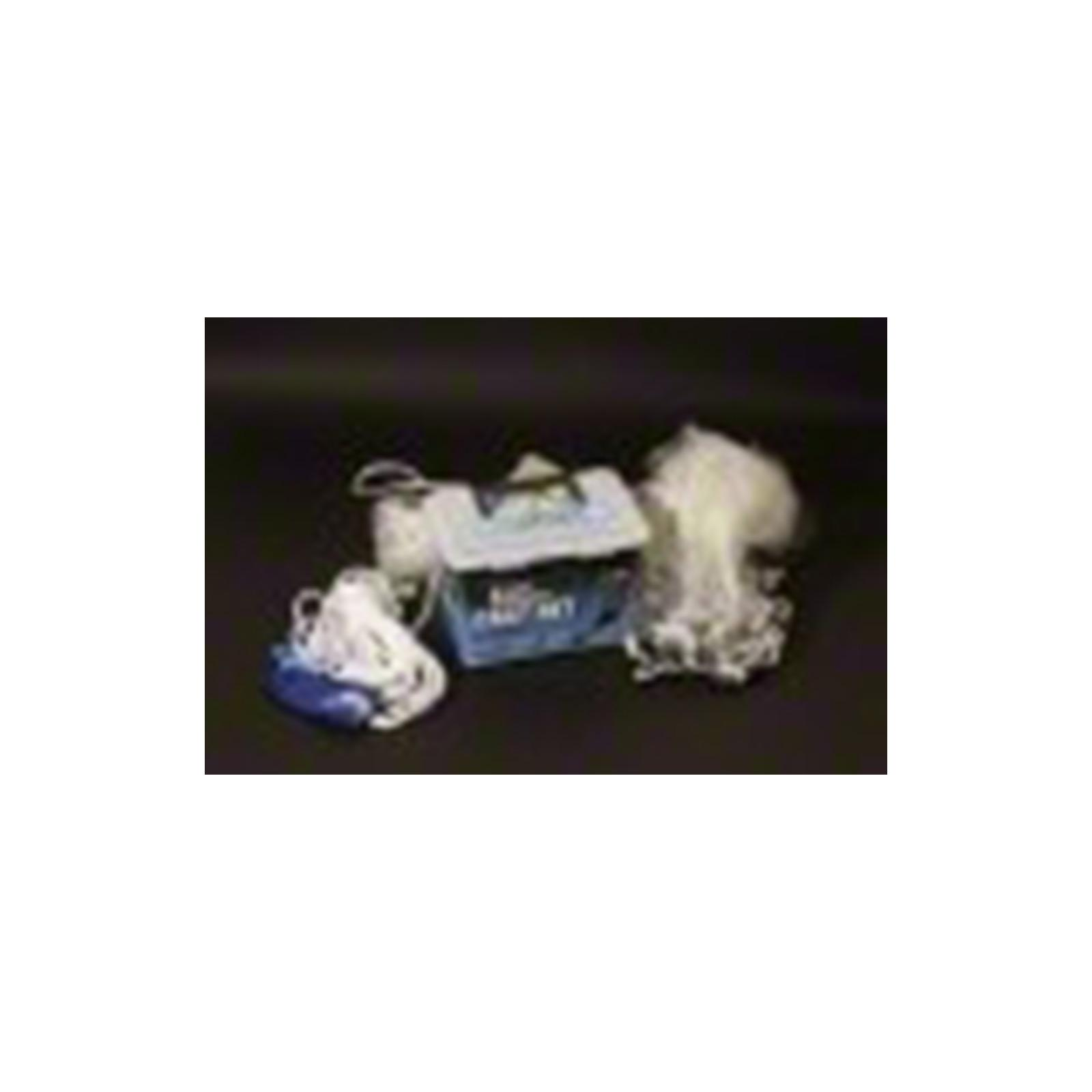 """Fitec SS1000 Super Spreader Clear Mono 5/8"""" 6' Coated Ste..."""