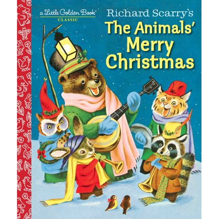 Richard Scarry's The Animals' Merry Christmas ()