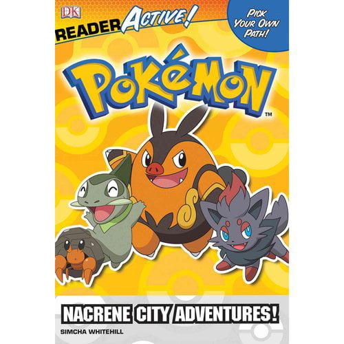 Nacrene City Adventures!