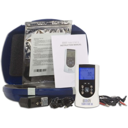 Intensity Twin Stim III TENS Unit w/ EMS