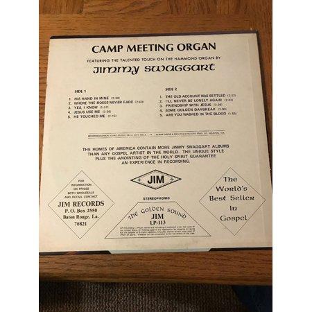 Jimmy Swaggart Album