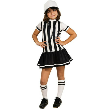 Referee Child Halloween Costume](Referee Halloween Costumes For Girls)