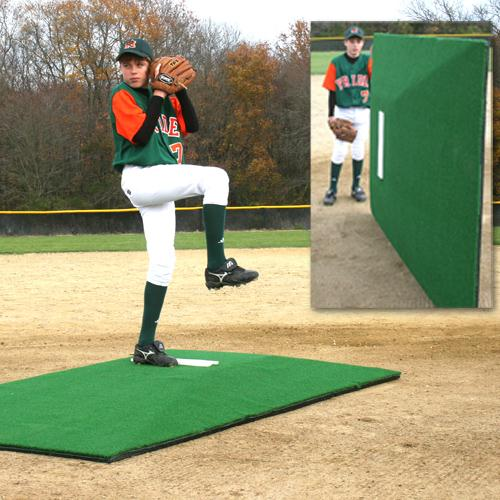 ProMounds Portable Pitching Mound, Major League - 99''L