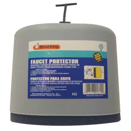 Frost King FC2 Plastic and Foam Faucet Cover, 1 In - Walmart.com