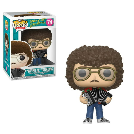 "POP Rocks: S4- ""Weird Al"" Yankovic - Walmart.com - Walmart.com"