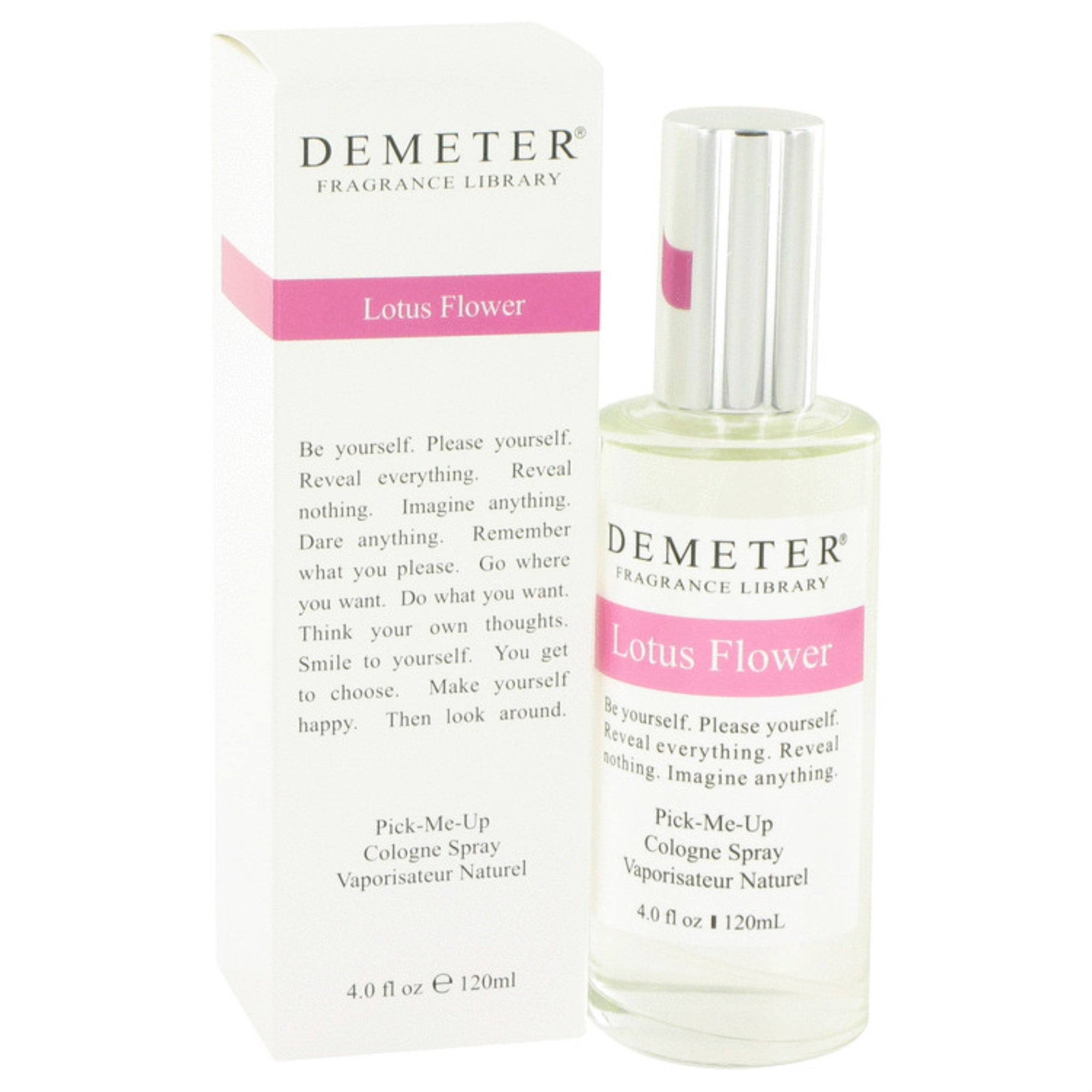 Demeter Perfume 4 Oz Lotus Flower Cologne Spray Walmart Canada