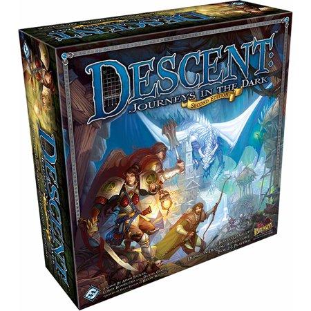 Fantasy Flight Games Descent Journeys in the Dark 2nd Edition Board Game
