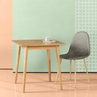 """Zinus Sandra 30"""" Wood Dining Table"""