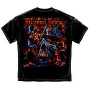 Cotton Elite Breed Beyond Fear Skull T-Shirt