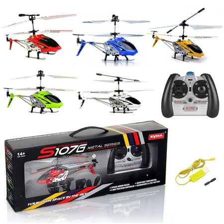 POCO DIVO SYMA S107G RC Helicopter S107 Infrared 3CH Mini Metal Flight Alloy Gyro Heli,