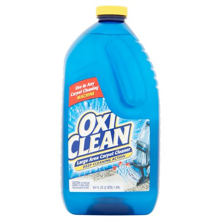 Oxiclean Large Area Carpet Cleaner 64 Fl Oz Walmart Com