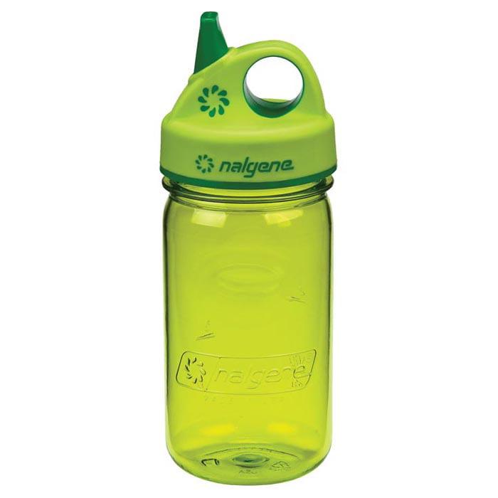 12 oz environ 340.19 g Nalgene Tritan Grip /'N Gulp Bouteille D/'Eau - voitures Vert//Vert