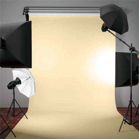 3ft x 5ft Vinyl Fabric Warm Yellow Screen Photography Backdrops Photo Studio Video Backgrounds Christmas Wedding Props](Christmas Props Photography)
