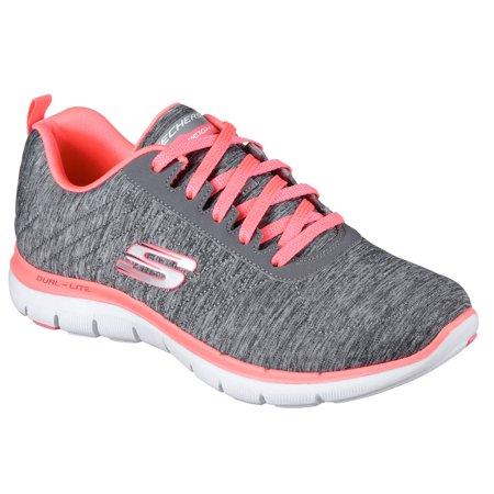 Skechers Memory Foam Women S Tennis Shoes