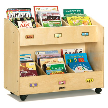 Jonti Craft Mobile Book Organizer